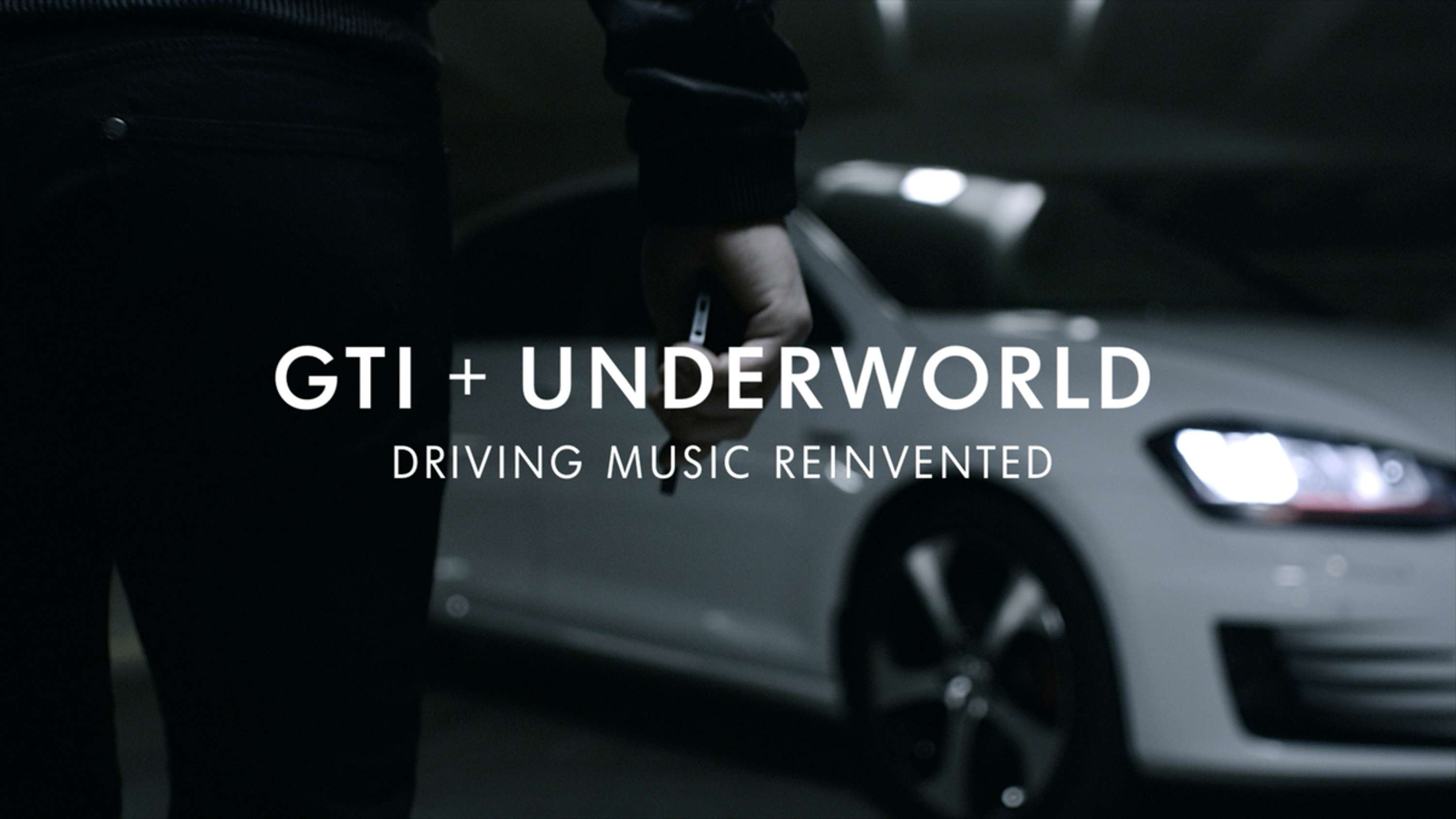 GTI & Underworld #PlayTheRoad | The Dots