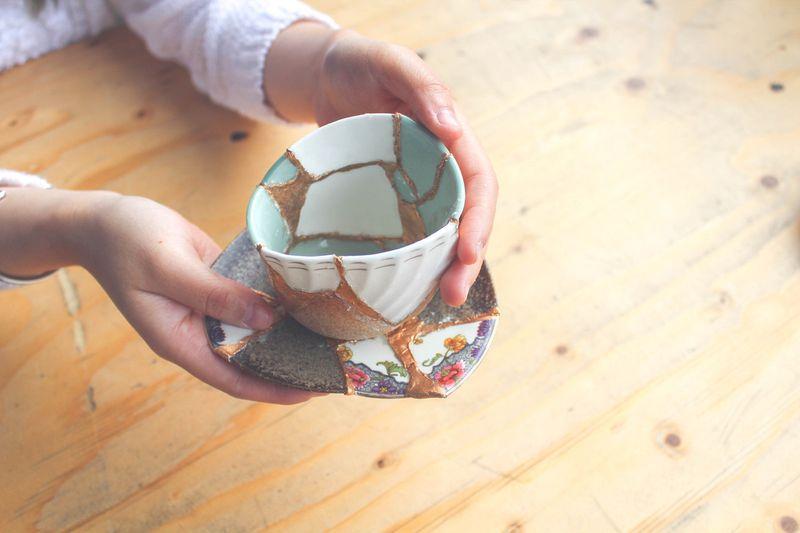 Infused Teacup