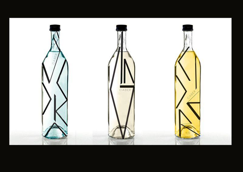 Caber Bottle Design