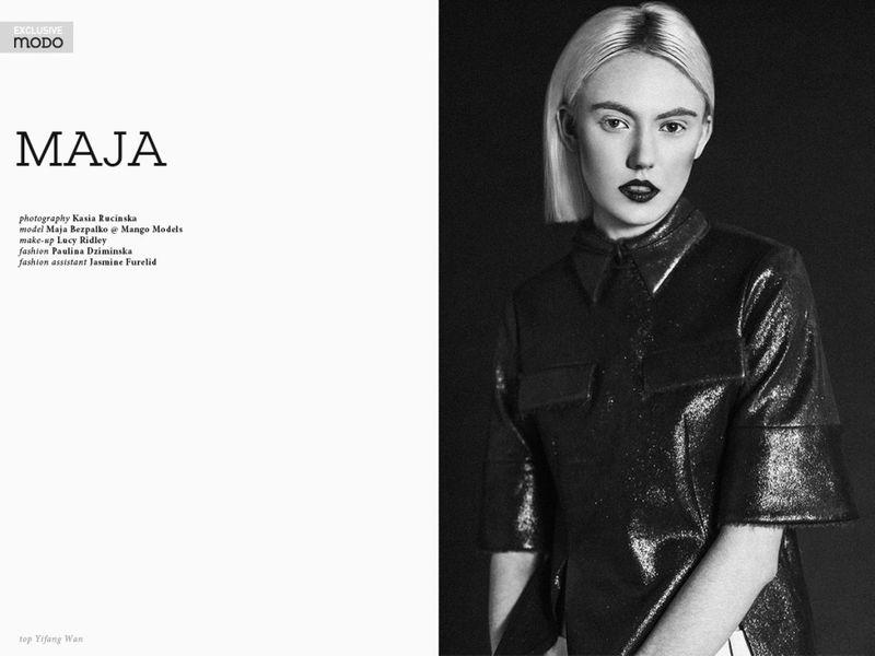 Kasia Rucinska for Modo Magazine