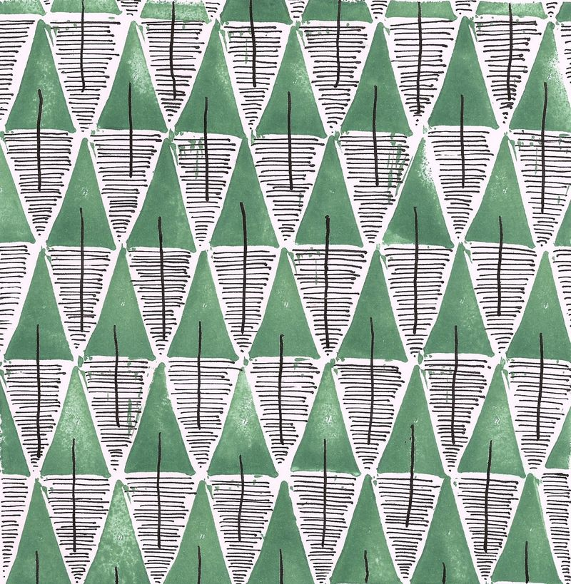Paperchase Christmas Wrapping Paper Design Competition