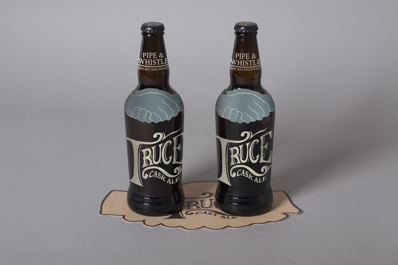 Truce Cask Ale