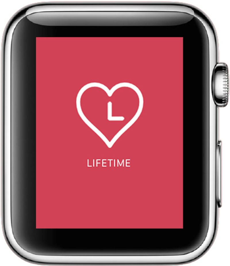 LIFETIME for Apple Watch