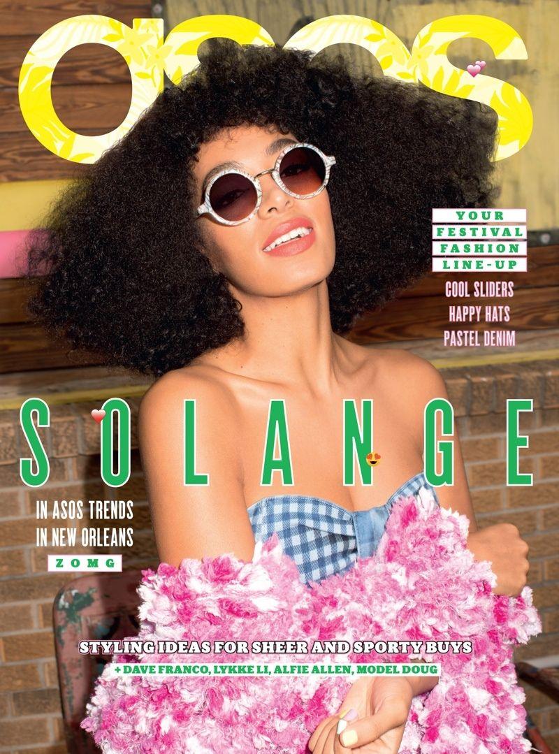 Solange Interview & Cover Shoot Video | ASOS Meets