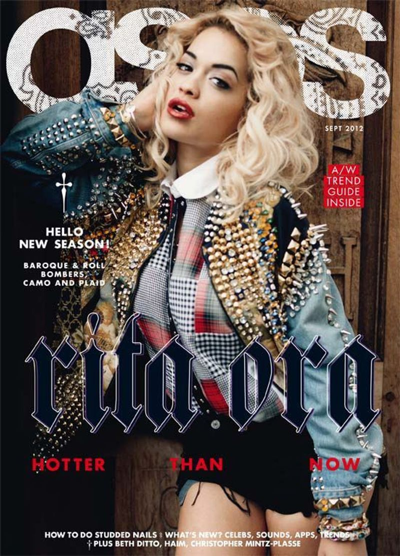 Rita Ora: ASOS Magazine