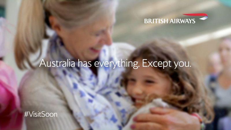 British Airways - Visit Soon