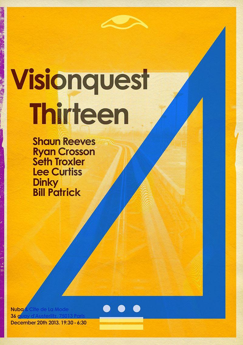 Vision Quest 13