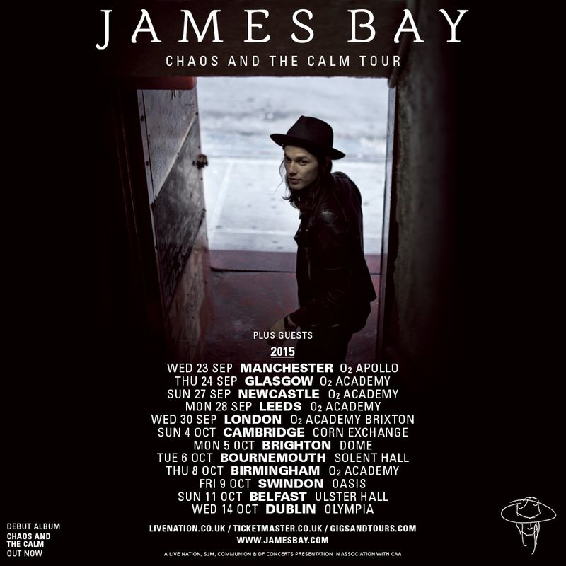 March Tour Announcements