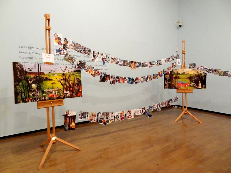 """""""Sixties Snapshot - A Late Event Inspired by Dennis Hopper: The Lost Album"""" Royal Academy,   London 11 Oct 2014"""