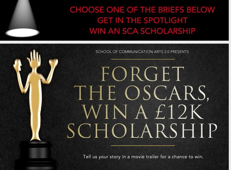 SCA Scholarship Competition 2015