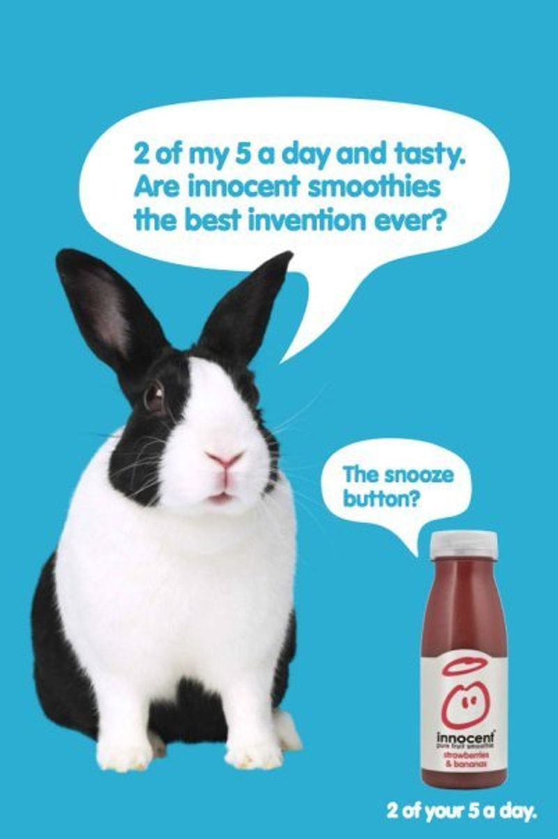 Rabbit Adverts