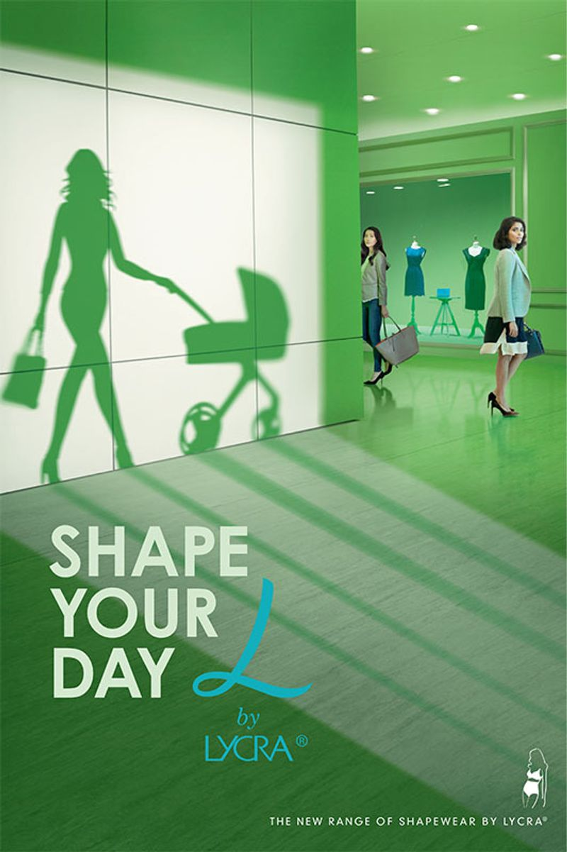 Lycra - Shape Your Day