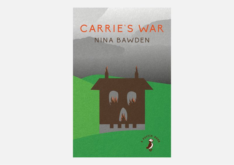 Carrie's War Book Design