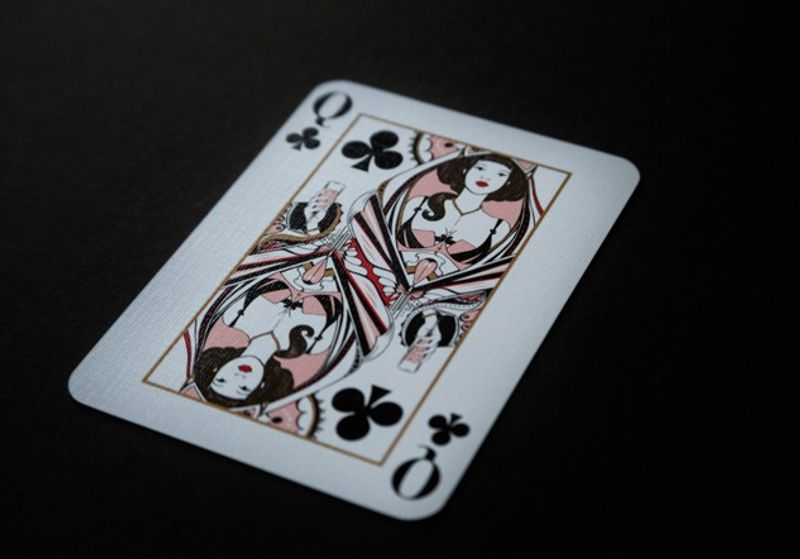 Agent Provocateur - VIP Playing Cards