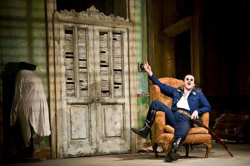 The Barber of Seville - Scottish Opera