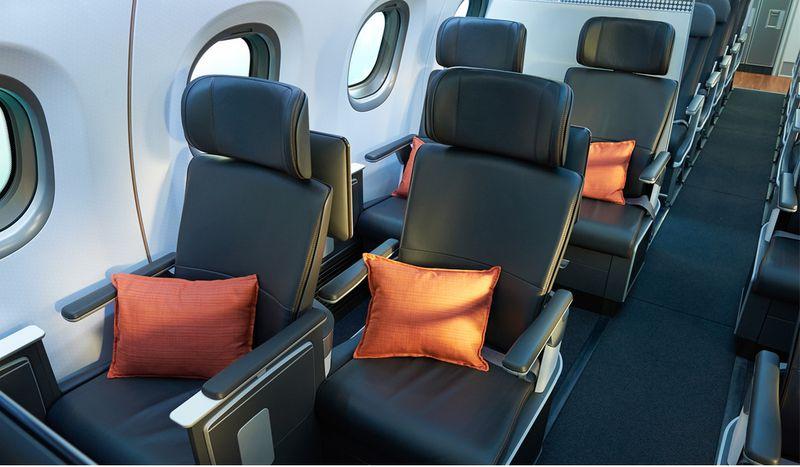 Embraer E2 Jets