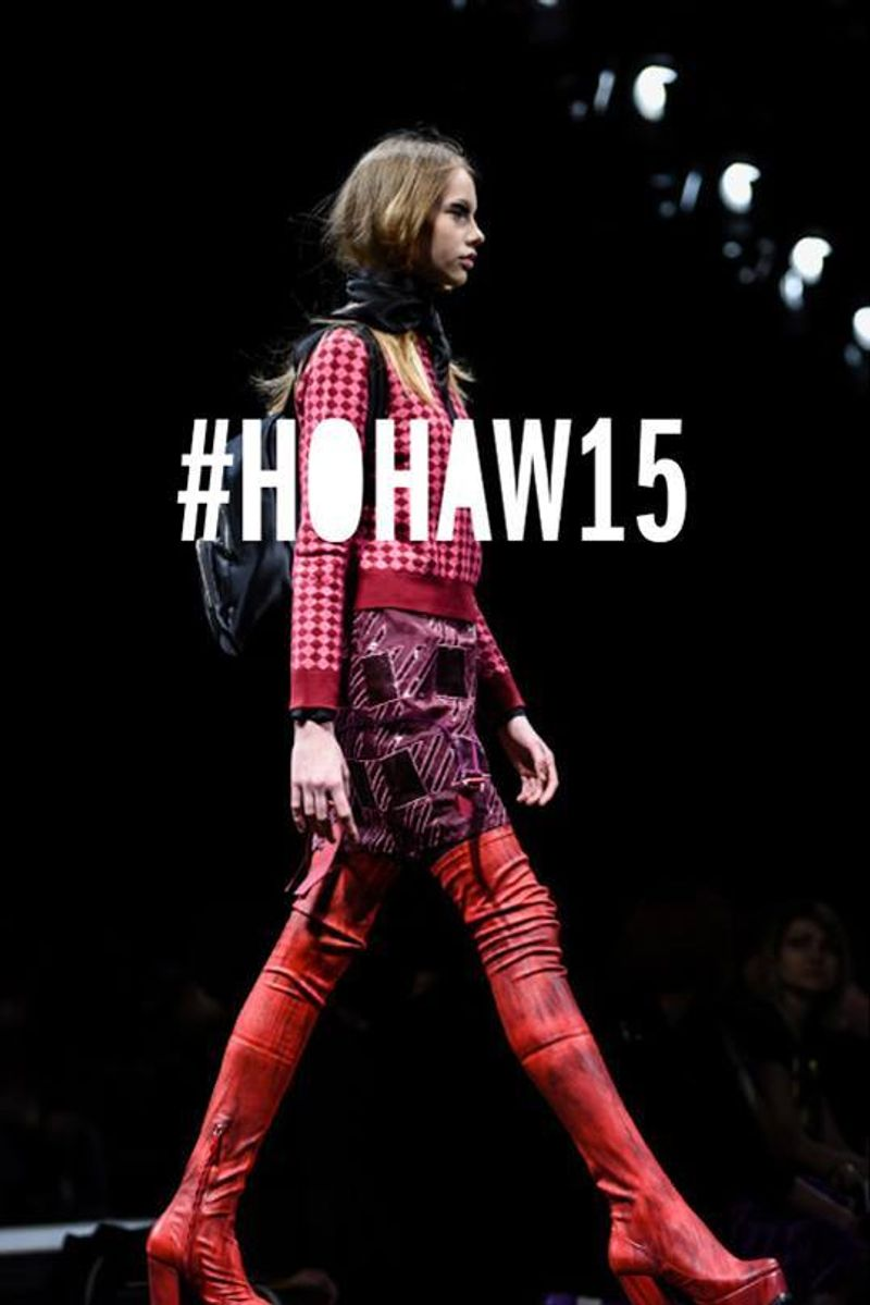 AW15 Tokyo Fashion Week