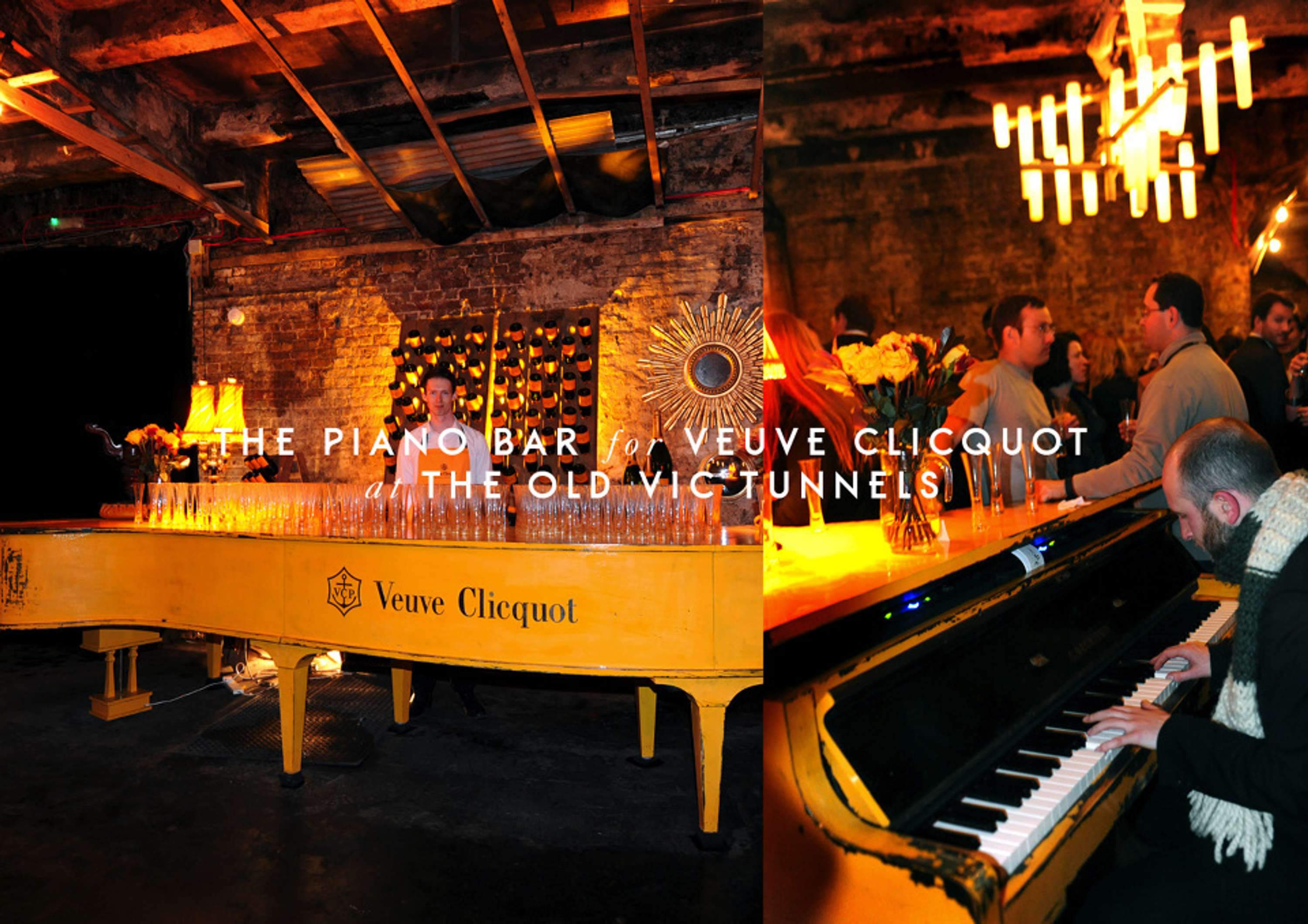 The Piano Bar | The Dots