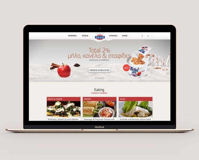 FAGE Global Website