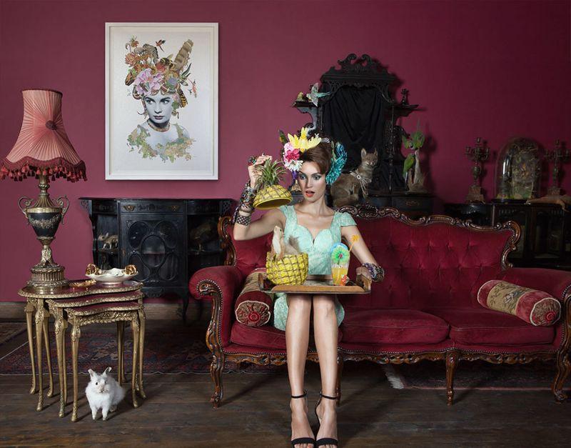 Affordable Art Fair - Crena Watson