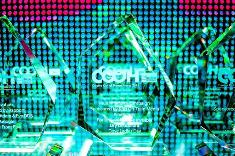The Drum Creative Out Of Home Awards 2015