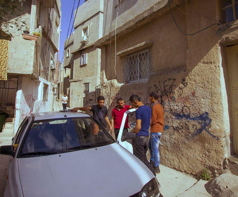 hyperreal palestine