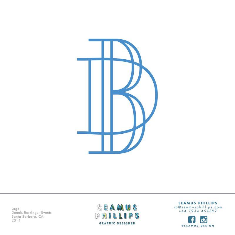 Dennis Barringer Events Logo
