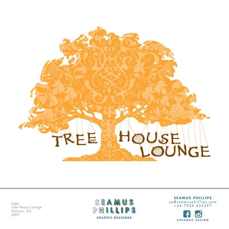 Tree House Lounge Logo