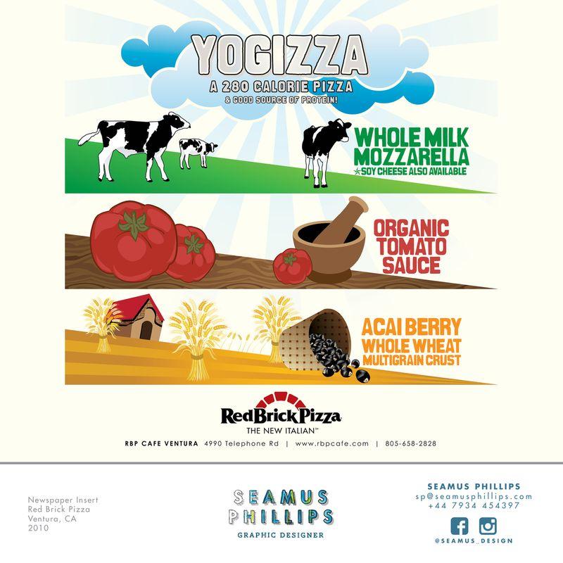 Yogizza Ad Campaign