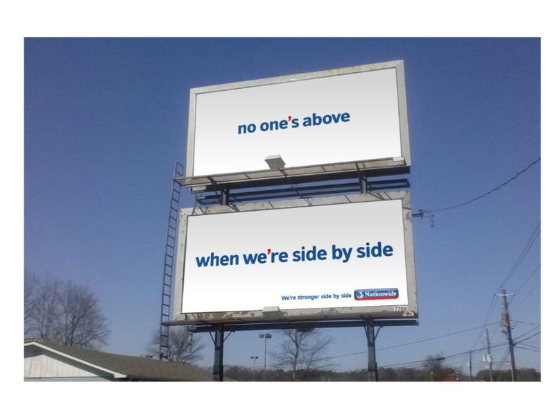 Nationwide: Posters