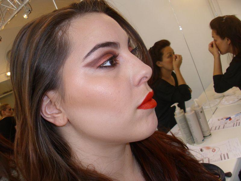 Catwalk Makeup
