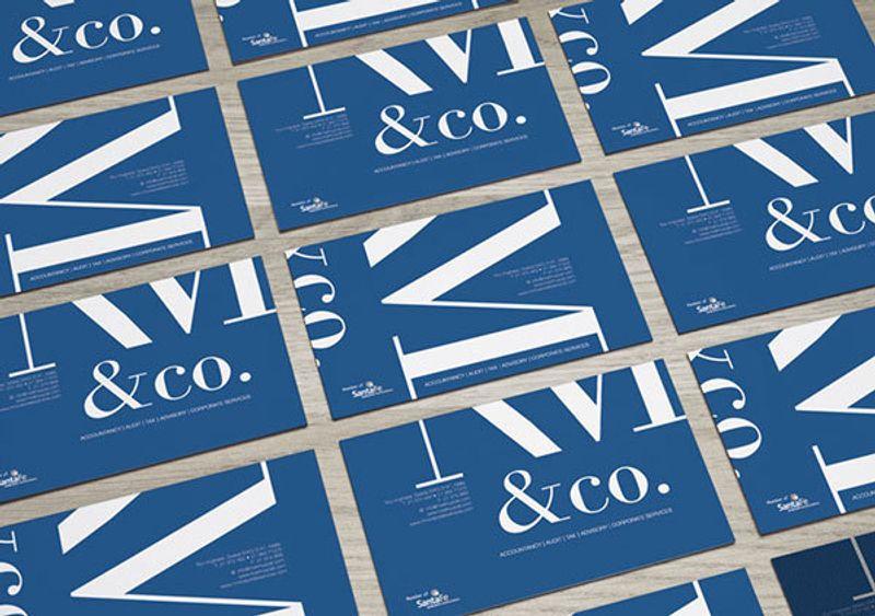 NM&Co branding