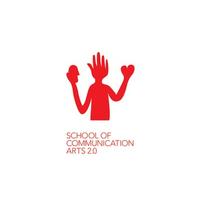 School of Communication Arts logo