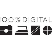 100% Digital