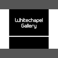the Whitechapel Gallery