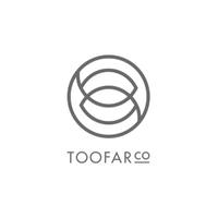 Too Far Co. logo