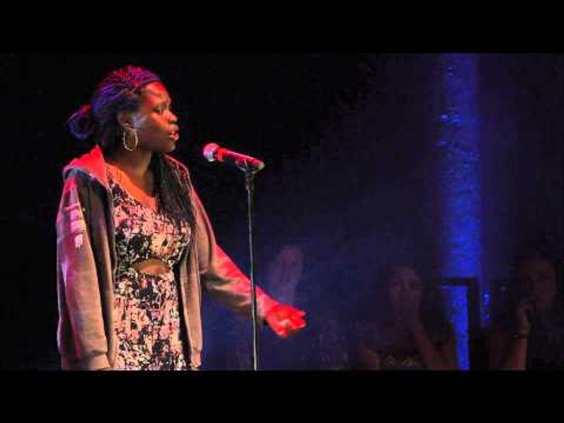 Poetry Slam 2014 Winners: Vanessa Kisuule