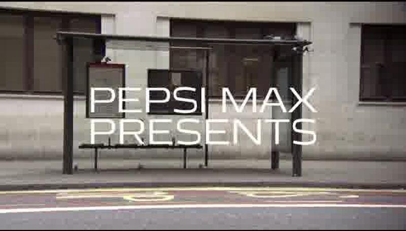 Pepsi Max: Unbelievable Bus Shelter