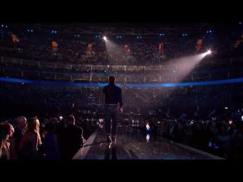 Blur perform 'Tender' and 'This Is A Low' | BRIT Awards 2012