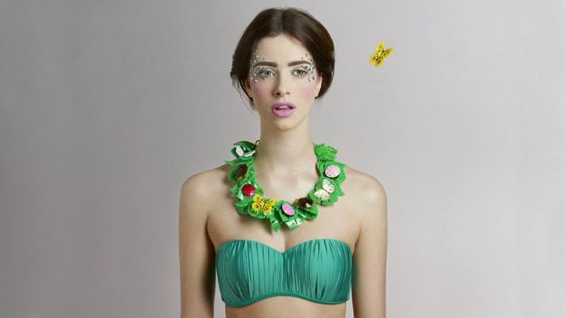 S/S13 Hot House jewellery collection
